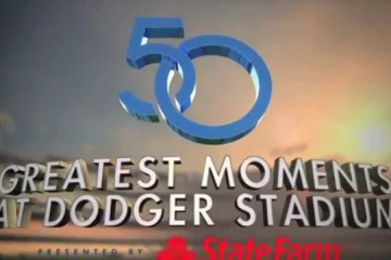 Top 50 Greatest Moments at Dodger Stadium – #7 Rick Monday Saves the American Flag April 25, 1976