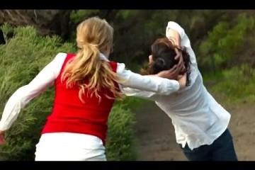 Kill-Me-Three-Times-Movie-Clip-Girl-Fight-2015-Teresa-Palmer-Thriller