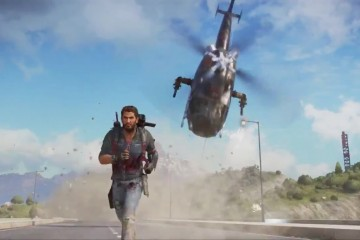Just Cause 3  – E3 2015 Gameplay Trailer (2015) HD
