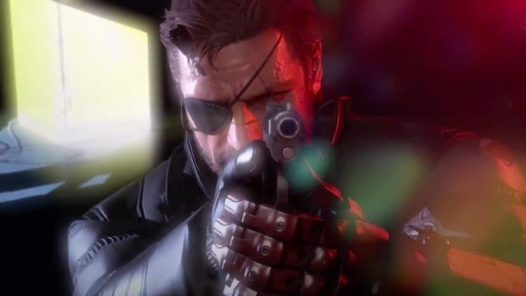 Metal Gear Solid 5: The Phantom Pain – E3 2015 Trailer #2 (2015) HD