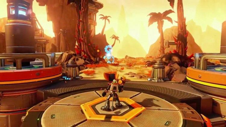 Ratchet & Clank – E3 2015 PS4 Gameplay (2015) HD 60 FPS