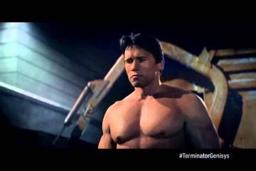 Terminator Genisys International TV Spot – Evolve (HD) Arnold Schwarzenegger Movie 2015