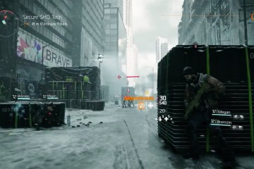 Tom Clancy's The Division – E3 2015 Gameplay Walkthrough (HD)